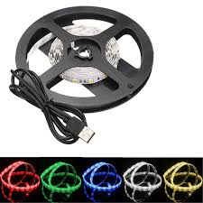 Auto Led Strip Lights by New Decoration Usb Cable Waterproof Tv Pc Background Led Strip