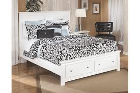Queen Storage Beds With Drawers Bostwick Shoals Queen Storage Bed Ashley Furniture Homestore