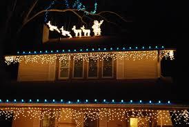 christmas santa sleigh reindeer decoration home design inspirations
