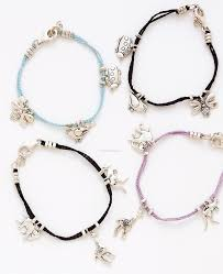 cord bracelet with charm images Shopping for bracelets with charms bingefashion jpg