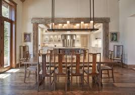 ceiling astonishing rustic dining room chandeliers stunning