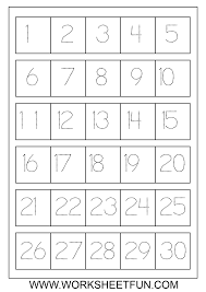 free math worksheets for kindergarten preschool and early