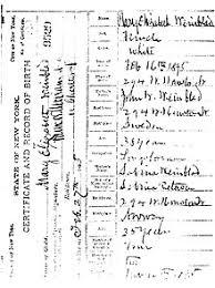 birth certificate wikipedia