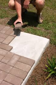 Lowes Pavers Patio by Garden Interesting Pavers Lowes For Cozy Walkway Design Inside