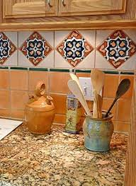 mexican tile backsplash kitchen kristi black designs kitchens and talavera tile