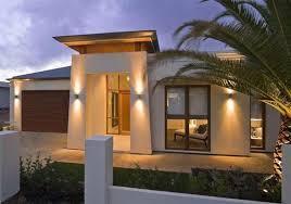 outside house lighting ideas