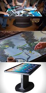 there are coffee tables and then ideum u0027s multi touch coffee table