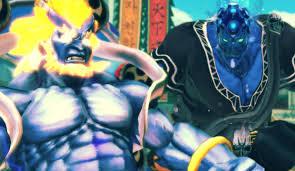 street fighter 5 halloween costumes free download undead warrior gouken vs raging demon akuma ultra
