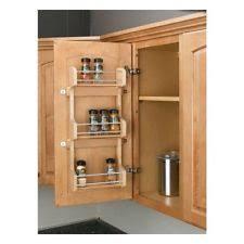 Cabinet Door Pot Lid Organizer Rev A Shelf Kitchen Storage And Organization Ebay