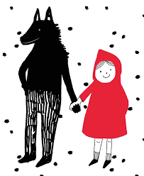 25 red riding hood wolf ideas red riding hood