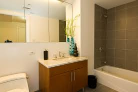 contemporary small bathroom design ideas with simple bathroom
