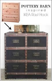 apothecary drawers ikea ikea rast hack industrial side table industrial ikea hack and