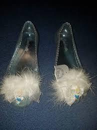 cinderella light up shoes size 7 8 girls disney store cinderella dress and light up shoes age 7 8