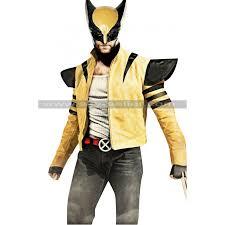 x men origins 2 costume leather jacket