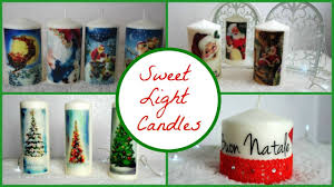 spaccio candele sweet light candles le mie candele personalizzate
