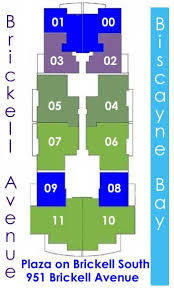 Icon Brickell Floor Plans Plaza On Brickell Floorplans Miami Condo Lifestyle