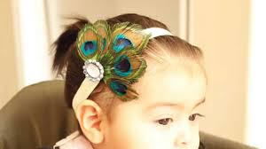 feather headband peacock feather headband tutorial