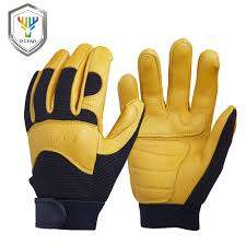 vintage motocross gloves leather gloves promotion shop for promotional leather gloves on