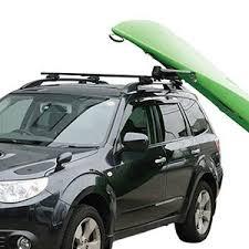 porta kayak per auto kari tek s easy load roof rack suits both kayaks canoes it fits