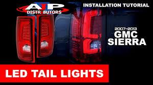 07 13 gmc led lights install ajp distributors