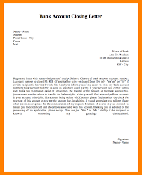 letters format sample 6 loan closure letter format sample service letters