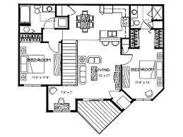 2 bedroom garage apartment floor plans 2 bedroom apartments plans ideas 2 bedroom garage floor plans