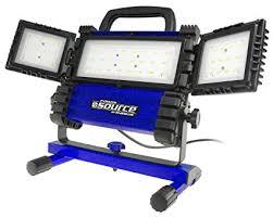 3000 lumen led work light powersource 3000 lumens multi directional led work light 6000k