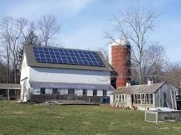 house with solar solar powering your farm just became easier cornell small farms