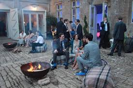 hire a pit for your party wedding corporate eventstylish