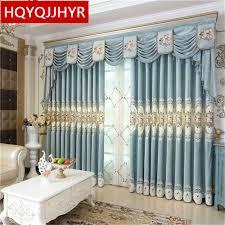 Living Room Curtains Cheap Online Get Cheap Royal Living Room Curtains Aliexpress Com