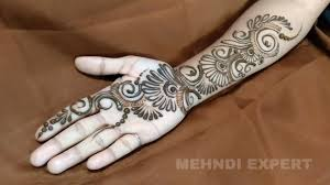 Henna Design Arabic Style | new modern style arabic mehndi or henna design for all occasions