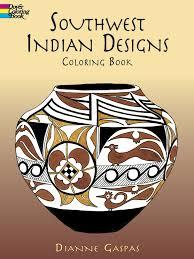 southwestern designs southwest indian designs coloring book