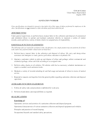 Sample Resume Objectives General Labourer by General Labor Sample Resume Cash Receipt Form Pdf Baseball Coach