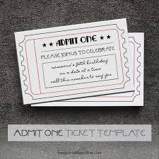 25 unique admit one ticket ideas on pinterest admit one admit
