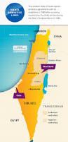 Israel Map 1948 Maps Israel Armistice Lines Aipac Org