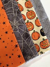 witch hazel halloween fabric bundle by riley blake fabrics bundle