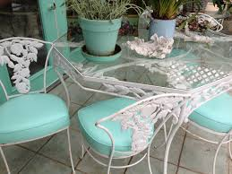 Vintage Metal Patio Furniture For Sale - bench comfortable garden furniture interior style wonderful