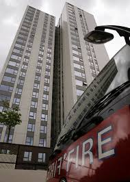 Fire Evacuations Nz by Uk Finds 34 High Rise Apartment Buildings With Unsafe Siding Fox