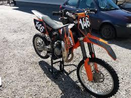 ktm 85 sx 19 16 80 cm 2009 uusikaupunki motorcycle nettimoto