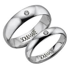 white gold wedding rings white gold rings simple but wonderful