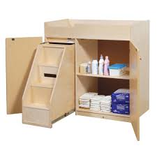 Day Care Changing Table Changing Table W Steps Swp1039s Changing Tables For Daycares