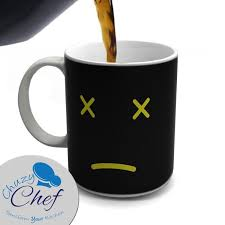 amazon com heat color changing mug gift 12 oz heat sensitive
