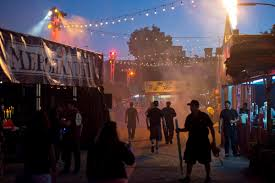 book a ride to queen mary fear the dark harbor u2013 orange county