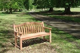 wood garden bench gardening ideas