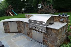 galaxy outdoor kitchen 6 burner bbq lpg 2 door fridge norma budden