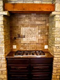 kitchen range backsplash decoration cool clements world kitchen range with brick