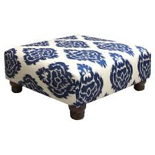 navy blue and white ottoman 88 best ottomans images on pinterest ottomans for the home and