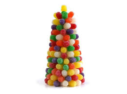 spice gum drop tree a charming project