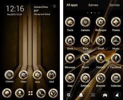 go theme launcher apk black gold go launcher theme apk version 3 2 0