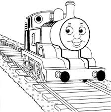 33 thomas the train coloring pages cartoons printable coloring